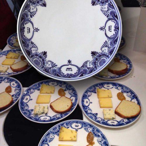 'Lunchbordjes', 21 cmø