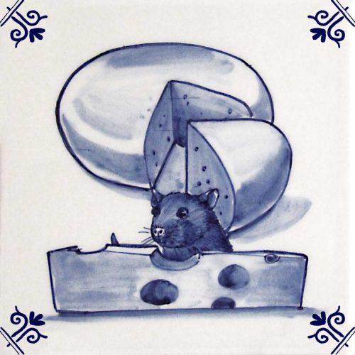 'Tegel', 15x15 cm